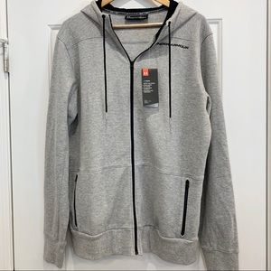 NWT Under Armour Full-Zip Hoodie